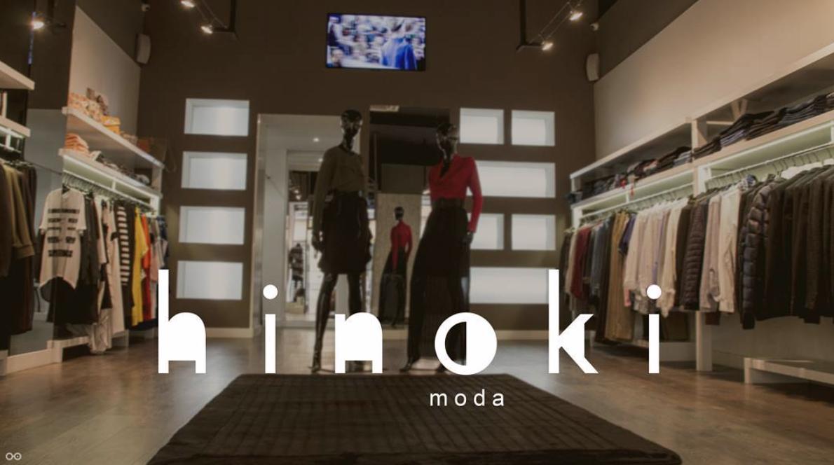 imagen corporativa Hinoki moda