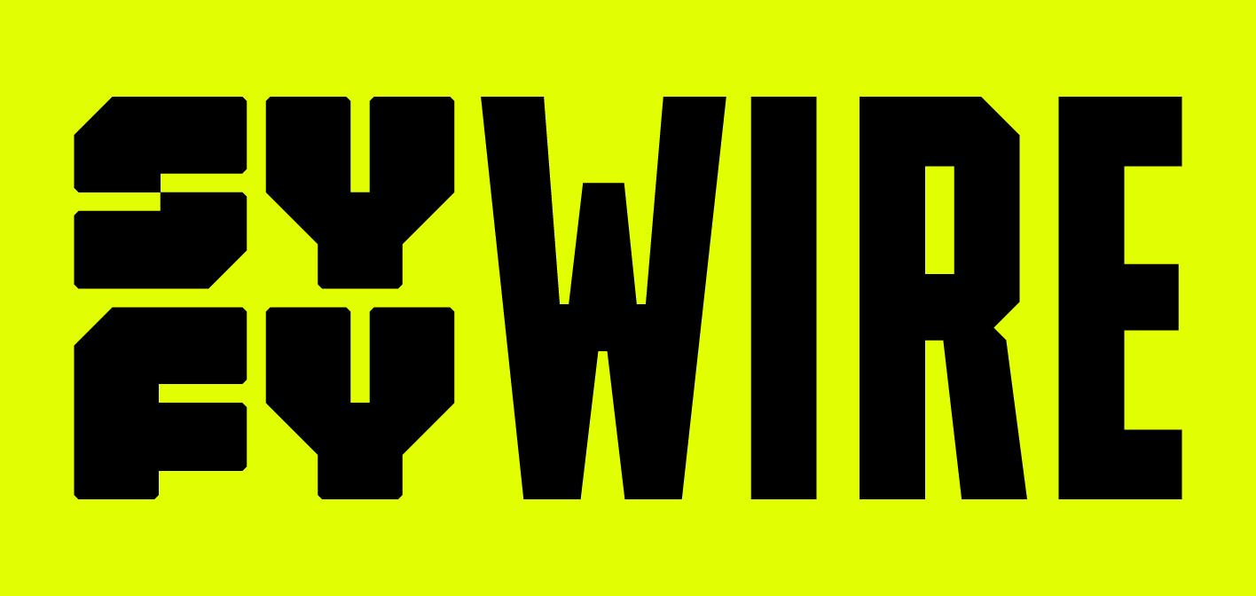SyFy Wire Logo