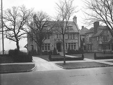 Davidson mansion on Summit Avenue