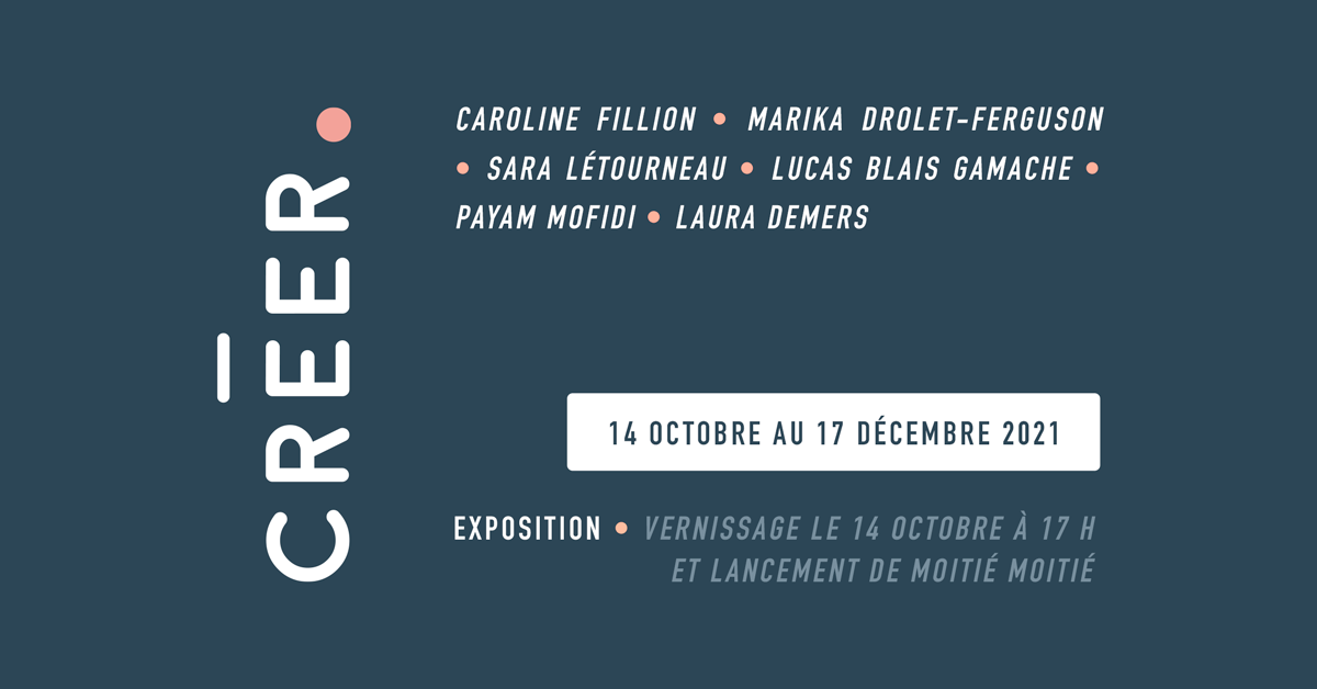 Exposition CRÉER