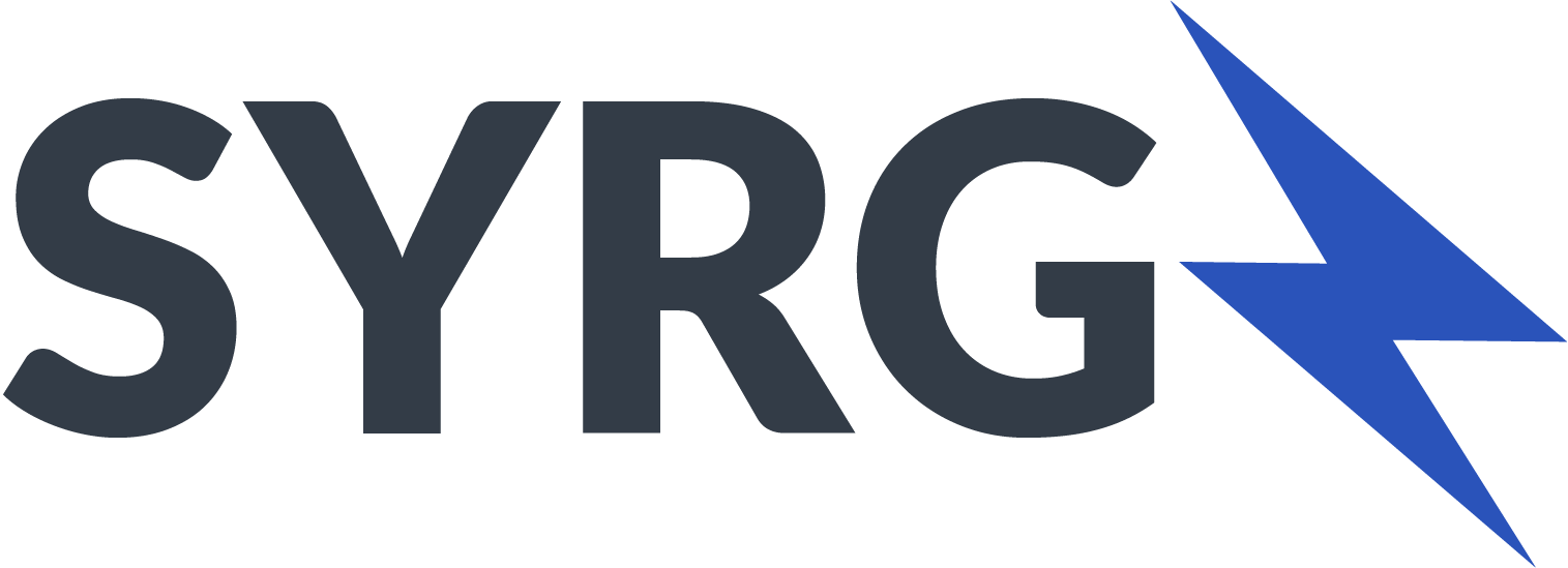 SYRG logo link to home page
