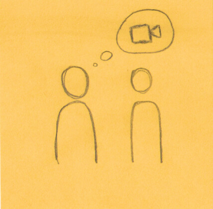 Storyboard: Talk to filmmakers