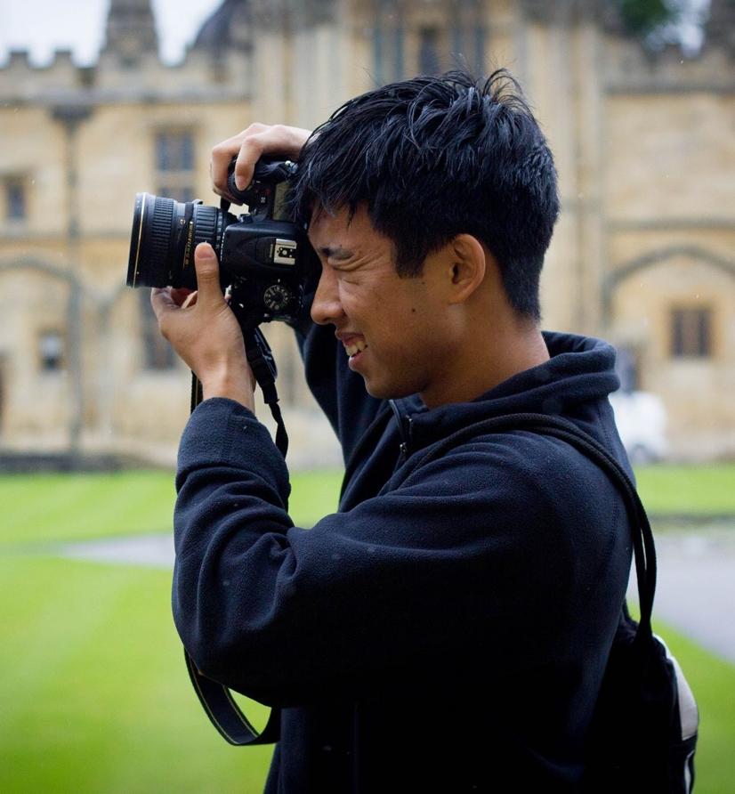 Photo of Daniel Tak