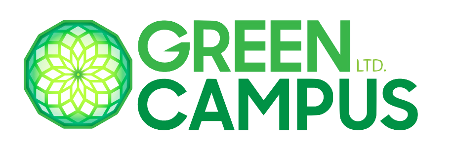 Green Campus Logo (a button to the homepage)