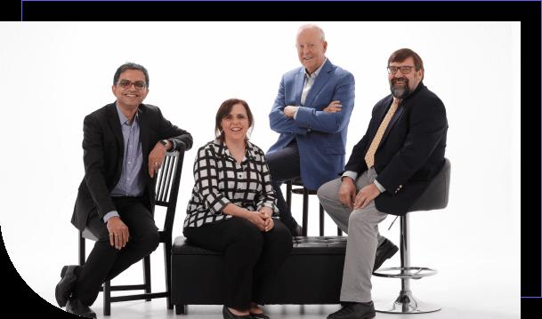 strategic business alliance team