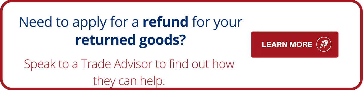 Need Help Applying For A Customs Refund?