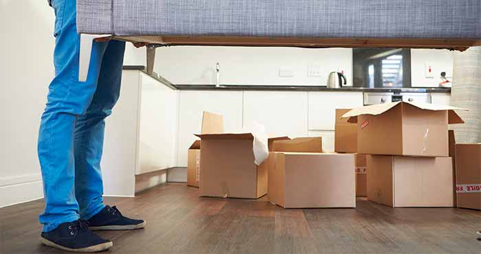 Moving Personal Goods Back To Canada