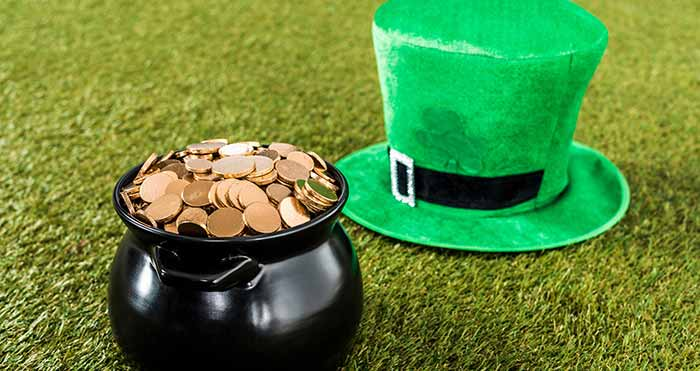 St. Patrick's Day And Irish Trade