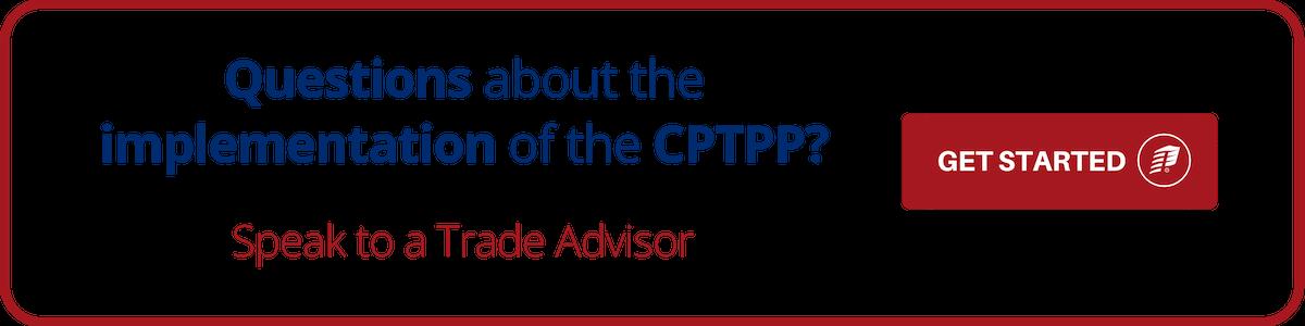 CPTPP Trade Advice
