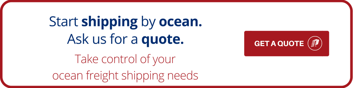 Ocean Freight Quote