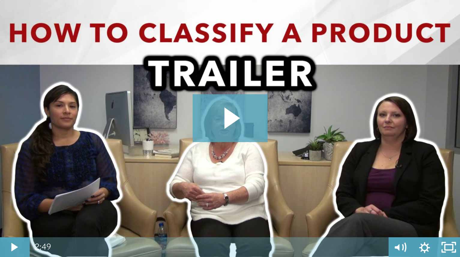 Thumbnail - How To Classify A Product
