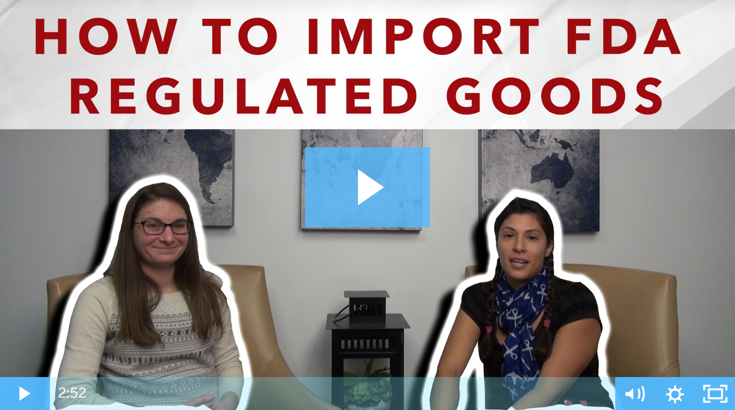 Thumbnail - How To Import FDA Regulated Goods