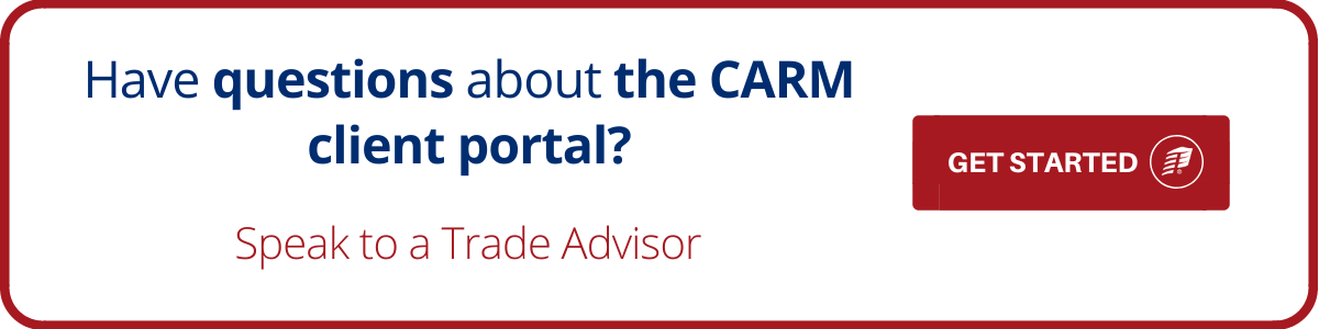 carm client portal