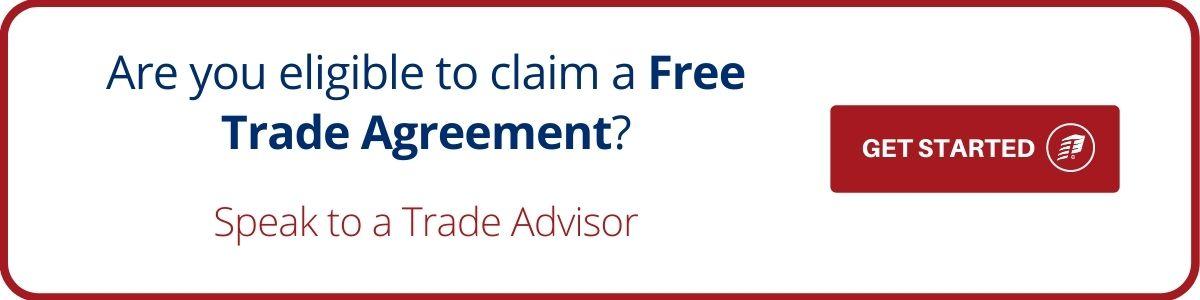 Speak to a trade advisor
