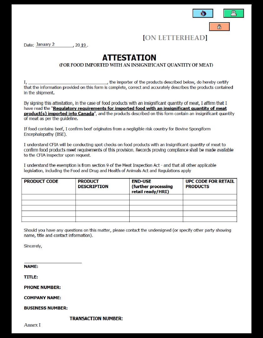 Canada Customs Forms PDF Downloads   PCB