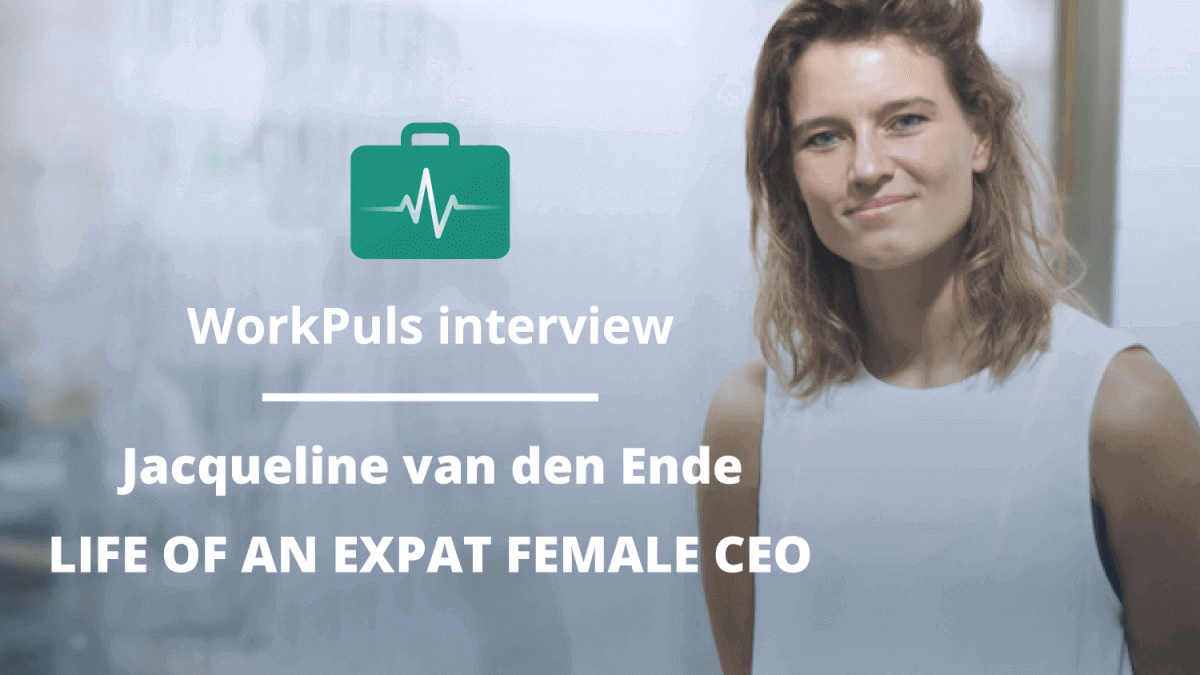 Jacqueline van den Ende: Life of a Female Expat CEO