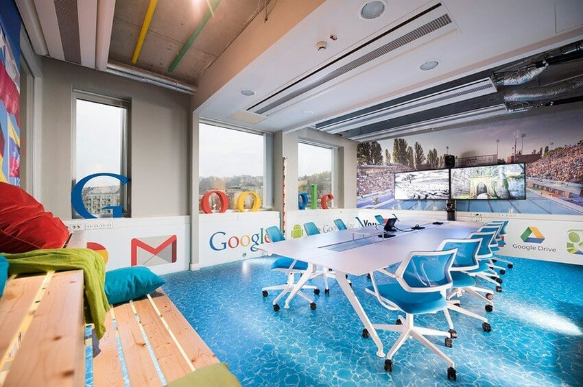 Why Google's Office Culture Doesn't Work for Everyone?