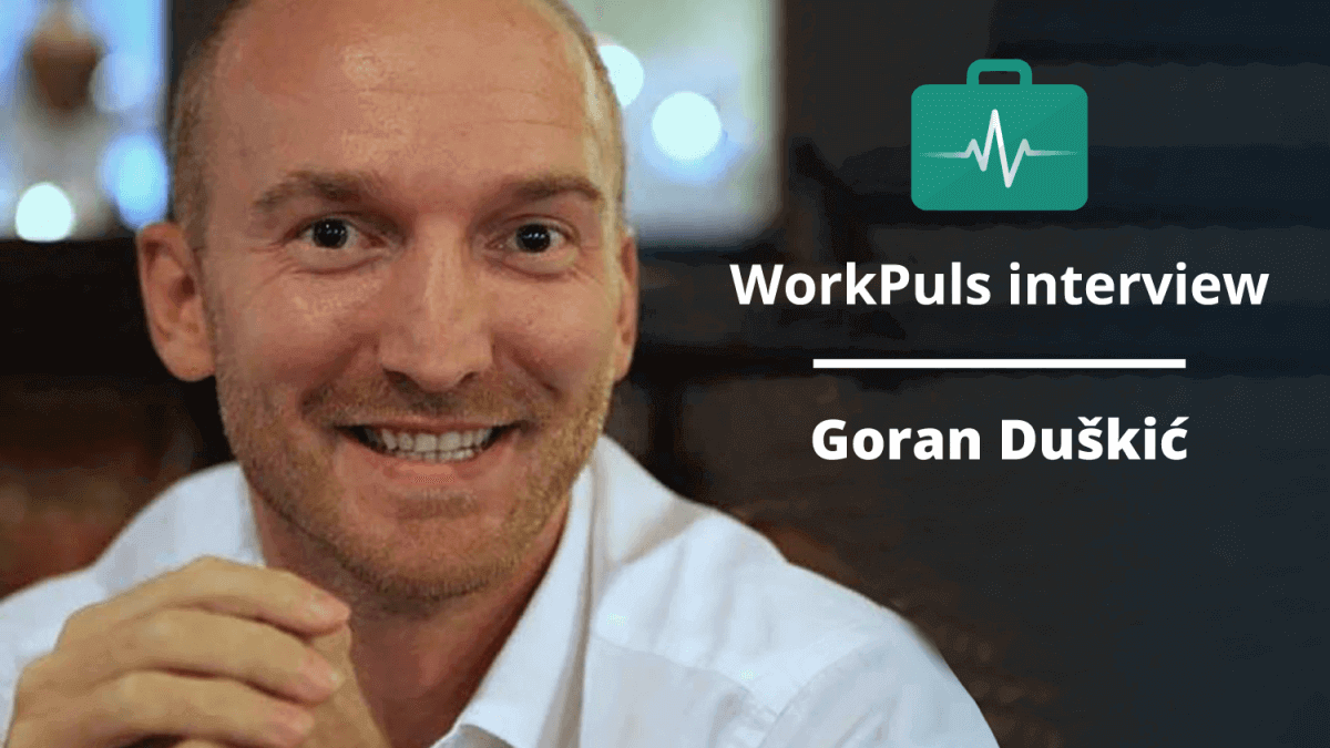 Workpuls Interviews: Goran Duškić