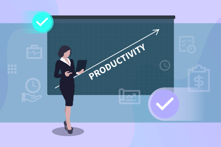 employee tracking tools increased productivity