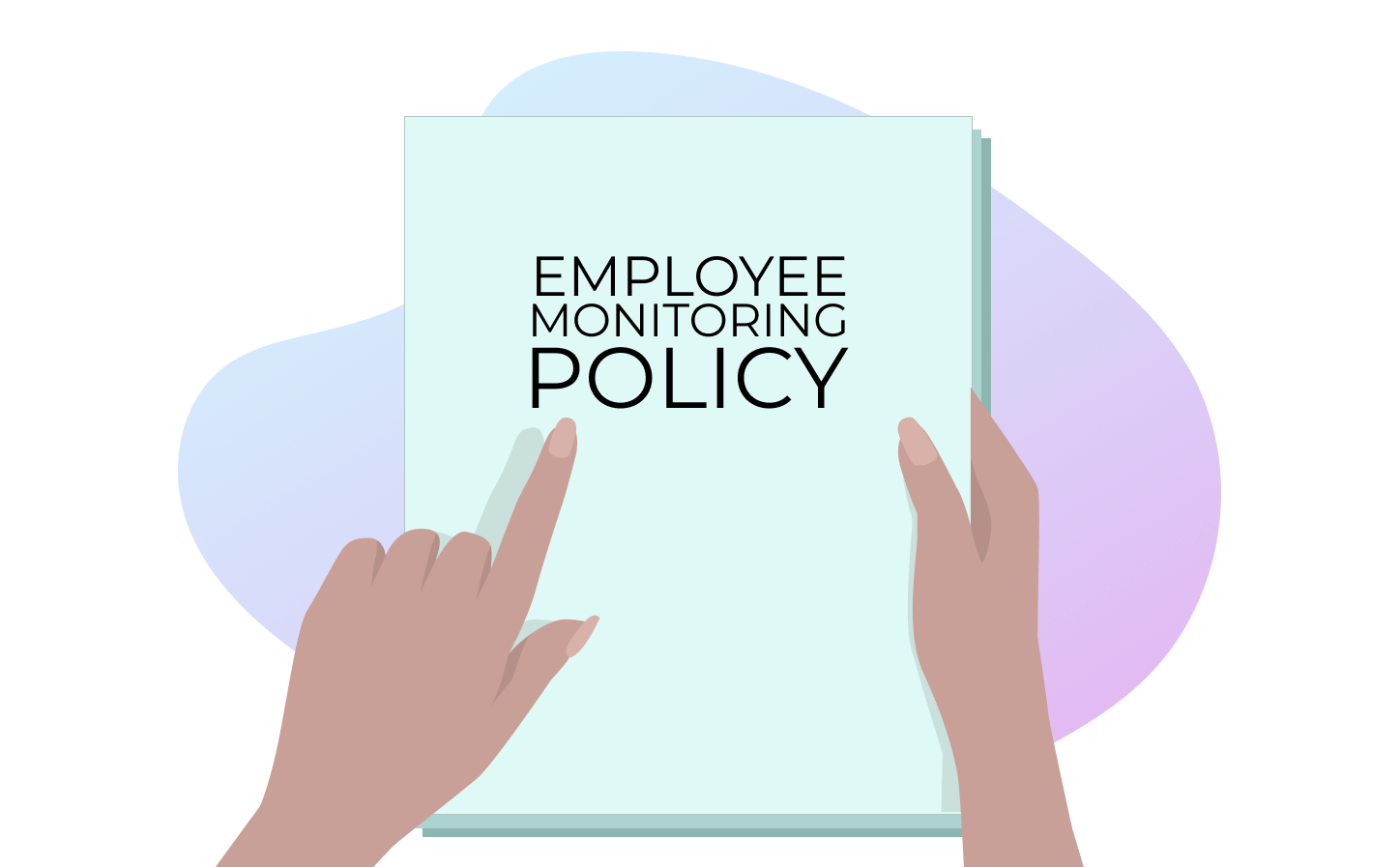 employee monitoring policy