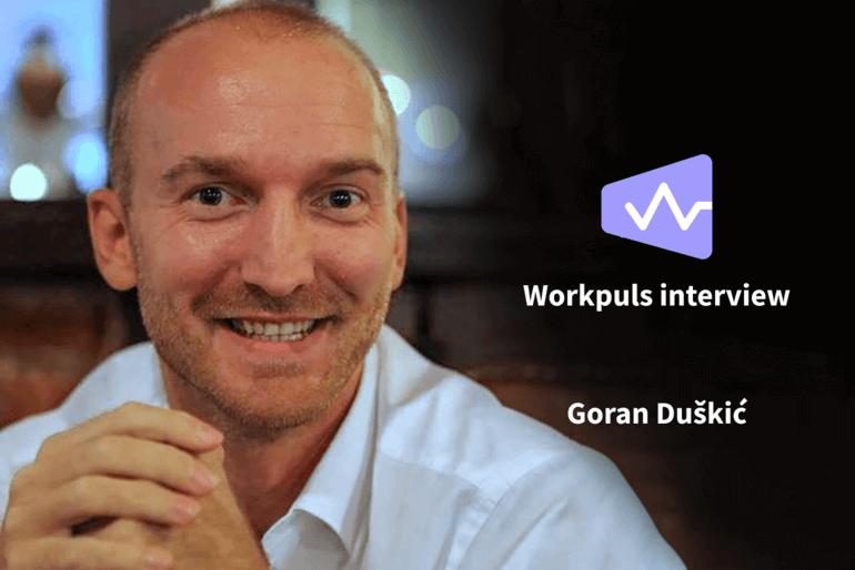 Workpuls Interviews: Goran Duškić