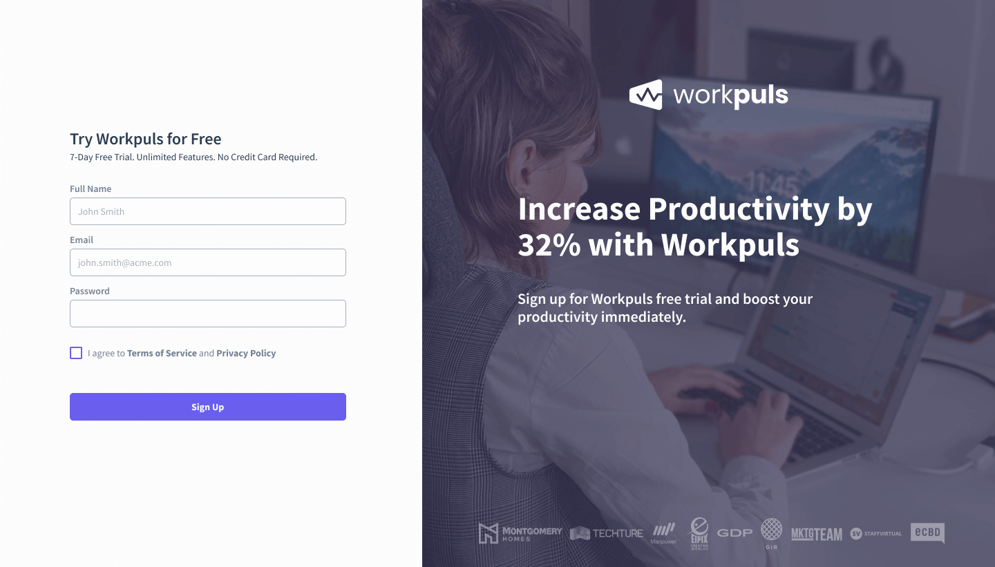 buy workpuls employee monitoring software