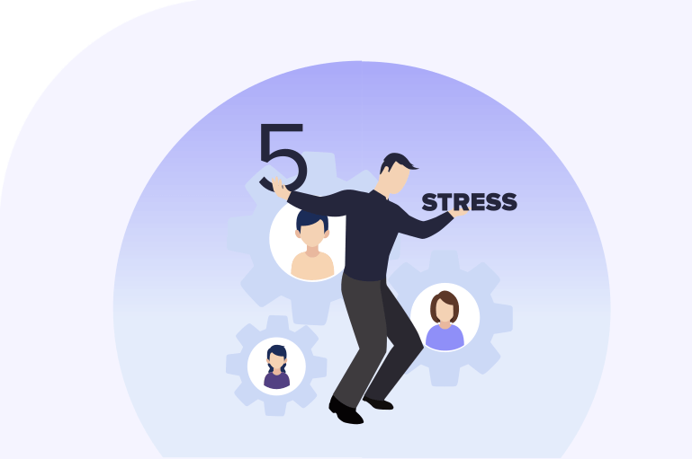 reduce workplace stress