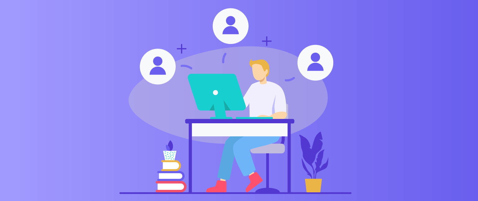 Tracking remote workers productivity