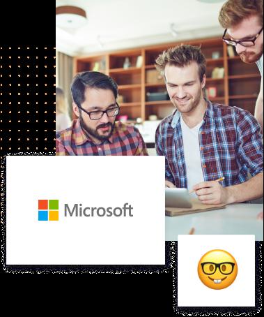 Microsoft experts image