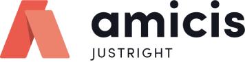 Amicis JustRight logo
