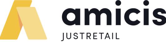 Amicis JustRetail logo