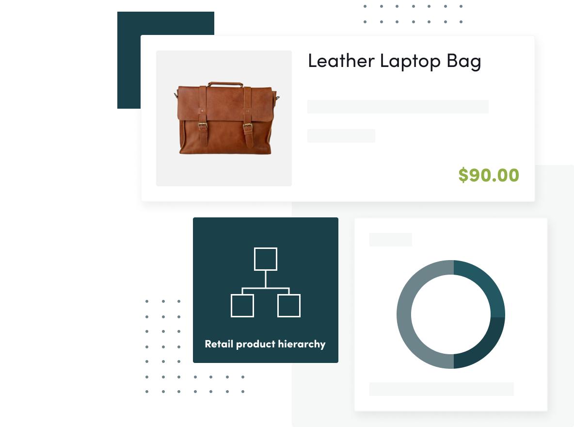 Manage merchandising image