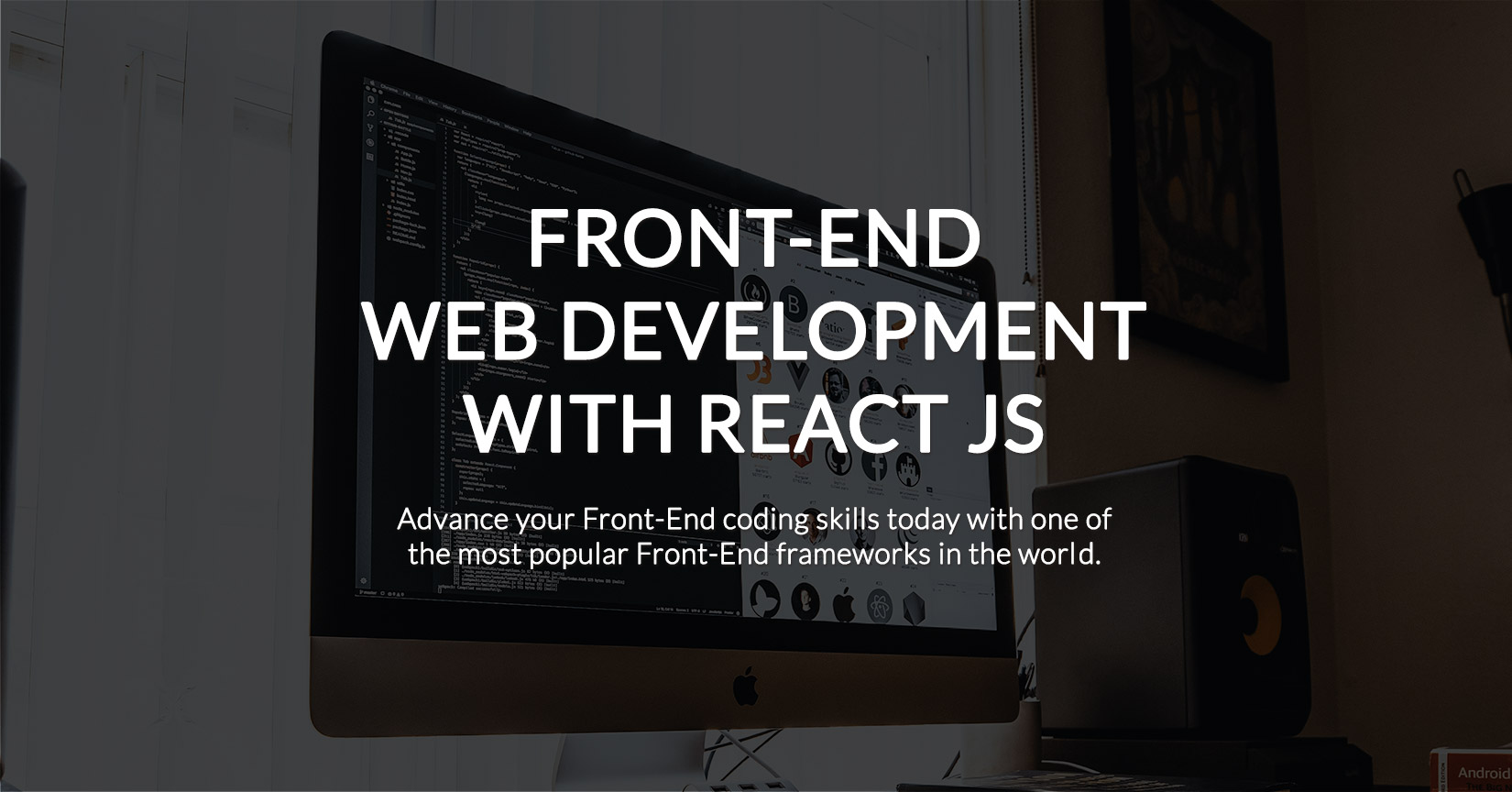Create Frontend Web Apps with ReactJS | NEXT Academy