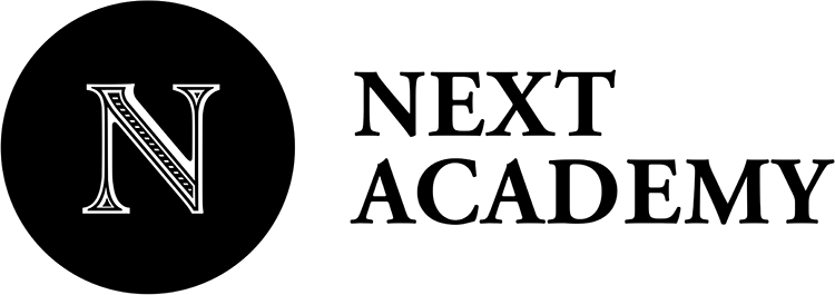 next academy logo