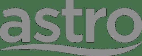 astro media feature logo