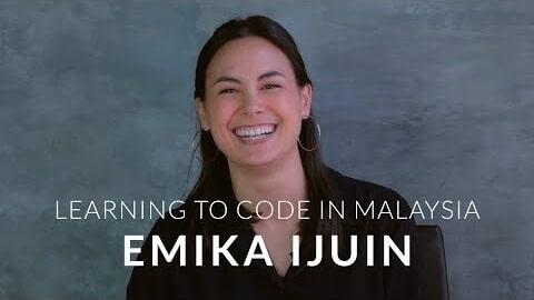 emika iujin next academy coding student
