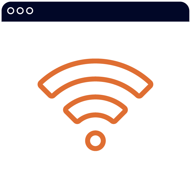 icon of wifi
