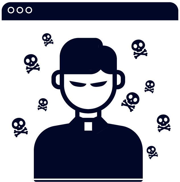 icon of evilgelist