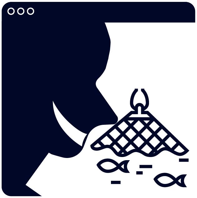 icon of phishers