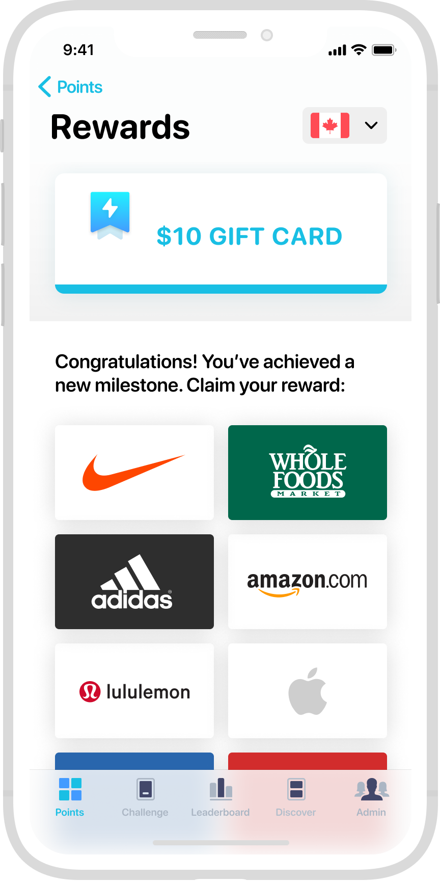 Jolt Rewards Screenshot