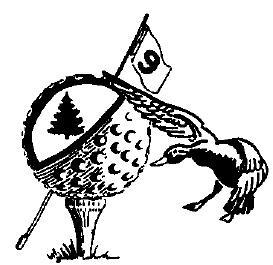 Blackduck golf course logo