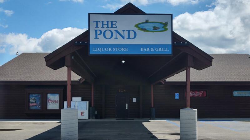 City of Blackduck, MN Municipal Liquor Store - The Pond