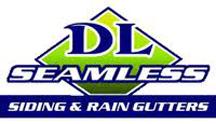 DL Seamless Siding & Rain Gutters