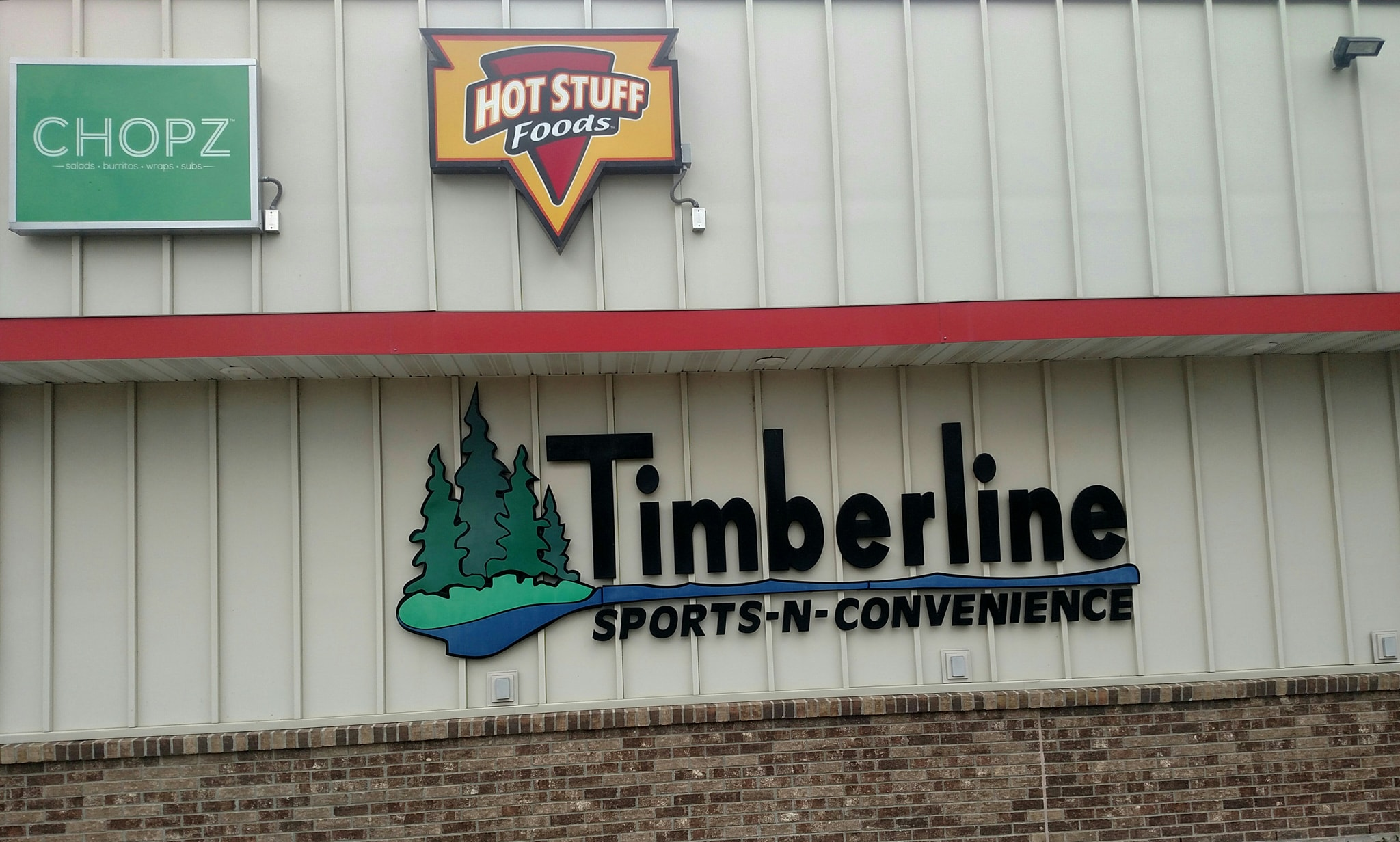 Timberline Sport 'n' Convenience
