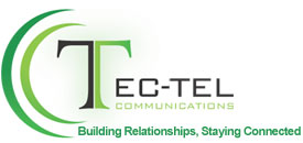 Tec-Tel Communications Logo