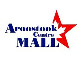 Aroostook Centre Mall logo with link to mall homepage