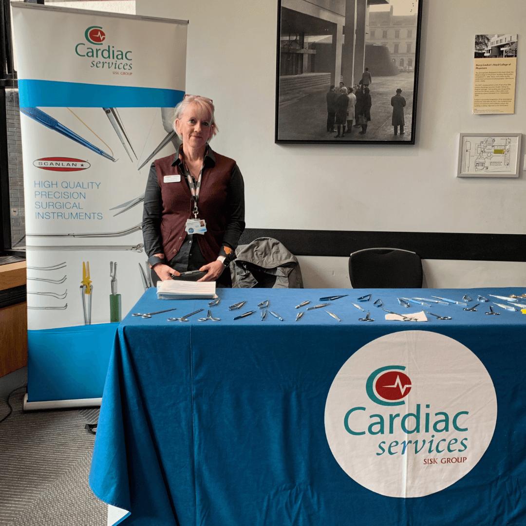 London Core Review Cardiothoracic Surgery Course - Sponsor Rep - Cardiac Services
