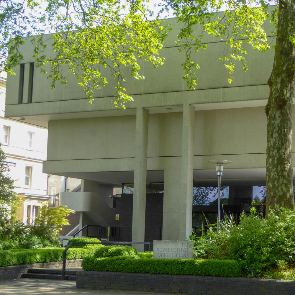 London Core Review - Royal College Of Physicians - Medicinal Garden Gallery - Picture 17