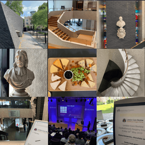 London Core Review Cardiothoracic Surgery Course - General Gallery - Royal College Of Physicians