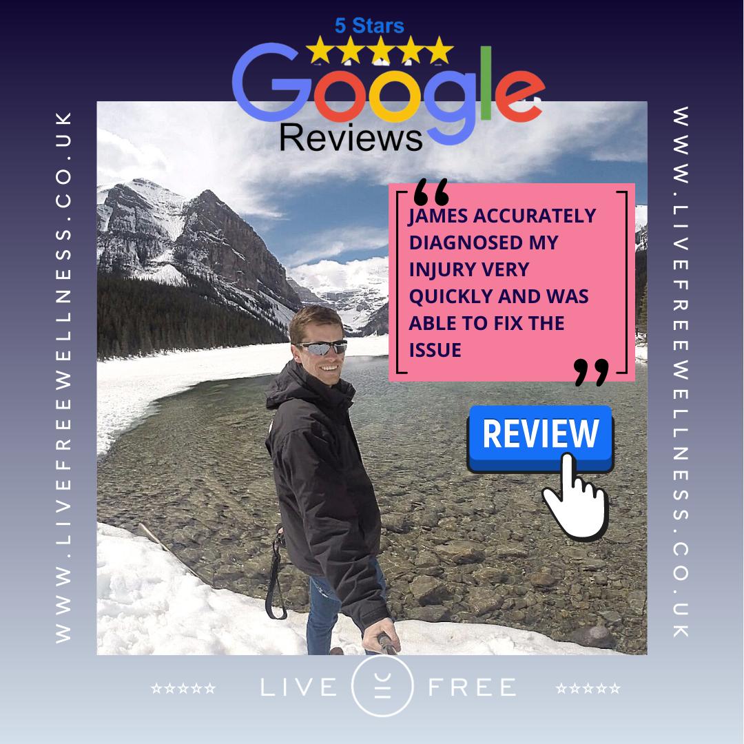 Chiropractic Google Review